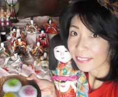 石川恵深 公式ブログ/バルーン雛&いが饅頭&おこし餅 画像2