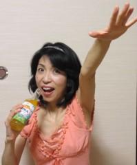 石川恵深 公式ブログ/静岡みかんサイダー ♪ しゅわっち(^_-)-☆ 画像1