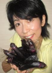 石川恵深 公式ブログ/仙台長茄子漬  &  仙台長茄子 画像3