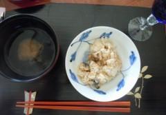 石川恵深 公式ブログ/ワインお料理教室へ(鰻&梅干あり?)&明日はエミコメ 画像2