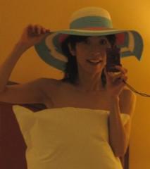 石川恵深 公式ブログ/帽子…おやすみ☆彡 画像1