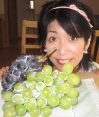 石川恵深 公式ブログ/葡萄…どっちから? エミコメ!(^^)! 画像2