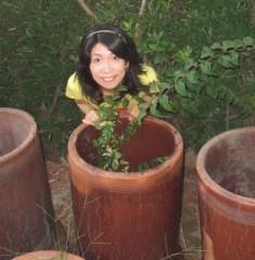 石川恵深 公式ブログ/おはよ〜♪ 土管 画像1