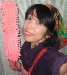 石川恵深 公式ブログ/大掃除…50代の花 画像1