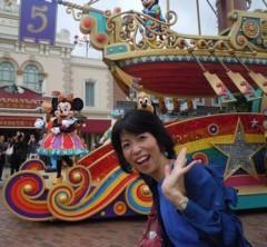 石川恵深 公式ブログ/香港ディズ二ーランド 画像2