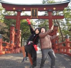 石川恵深 公式ブログ/福井県敦賀で…&エミコメ!(^^)! 画像3