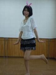 石川恵深 公式ブログ/シニアの会で恵深パフォーマンス(^^♪ 画像1