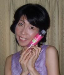 石川恵深 公式ブログ/アメリカSHOWER GELでバスタイム♪&おやすみ☆彡 画像1