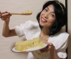 石川恵深 公式ブログ/恵深チャン手作り〜ざぼんゼリー☆彡 画像2