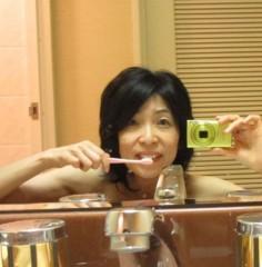 石川恵深 公式ブログ/…タッチ! &おやすみ☆彡 画像1