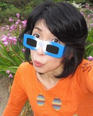石川恵深 公式ブログ/金環日食を見た?恵深は… 画像1