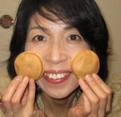 石川恵深 公式ブログ/京都☆ あじゃり餅 …ホッペ(*^_^*) 画像3