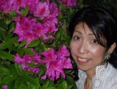 石川恵深 公式ブログ/ピンクつつじ☆を見て・・・オヤスミ☆彡 画像1
