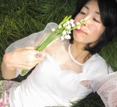 石川恵深 公式ブログ/お花で、、、 画像1