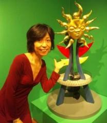 石川恵深 公式ブログ/岡本太郎展〜顔は宇宙だ〜 画像1