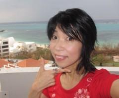 石川恵深 公式ブログ/おはよ〜♪ 沖縄海 画像2