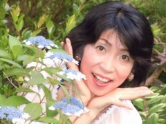 石川恵深 公式ブログ/お庭の紫陽花を見て… 画像3