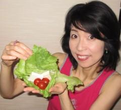 石川恵深 公式ブログ/レタス巻き &明日はエミコメ(^^) 画像1