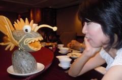 石川恵深 公式ブログ/魚さんとにらめっこ (*^_^*) 画像1