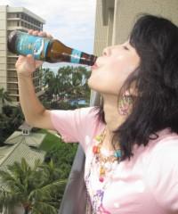 石川恵深 公式ブログ/モーニングビール(BIG  WAVE) 画像2