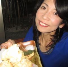 石川恵深 公式ブログ/いちじくの天ぷら 画像1