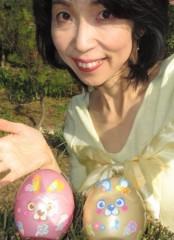 石川恵深 公式ブログ/サーティワンアイスでイースターエッグ☆彡 画像3
