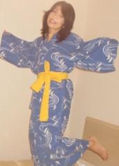 石川恵深 公式ブログ/トキ浴衣&おやすみ☆彡 画像1