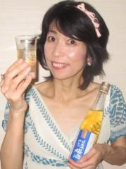 石川恵深 公式ブログ/北アルプス☆日本酒仕込み梅酒〜はちみつ入り〜 画像3