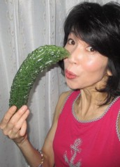 石川恵深 公式ブログ/ゴーヤー &明日はエミコメ(^^) 画像1