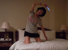 石川恵深 公式ブログ/BREAKERZライブ後♪ 帝国ホテルで 画像1