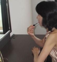 石川恵深 公式ブログ/おはよ〜♪ メイク 画像1