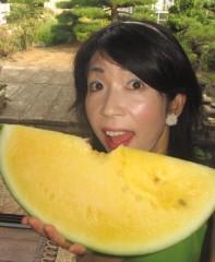 石川恵深 公式ブログ/黄色いスイカ&エミコメ!(^^)! 画像2