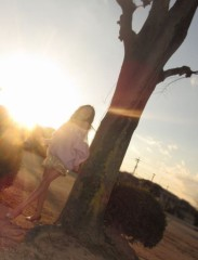 石川恵深 公式ブログ/モンローウオークで 画像1