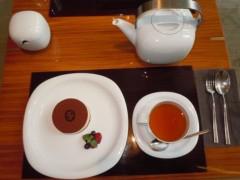 石川恵深 公式ブログ/銀座グッチカフェ(GUCCI Cafe)でスイート 画像2