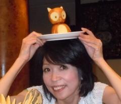 石川恵深 公式ブログ/おはよう♪ 林檎フクロウ〜福(^^) 画像1