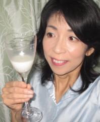 石川恵深 公式ブログ/明治スポーツミルク 画像3