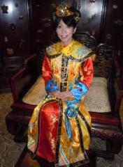 石川恵深 公式ブログ/ライチで楊貴妃に〜 画像2