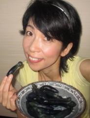 石川恵深 公式ブログ/仙台長茄子漬  &  仙台長茄子 画像2