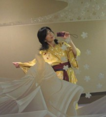 石川恵深 公式ブログ/冬の月&おやすみ☆彡 画像1