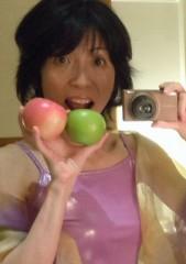 石川恵深 公式ブログ/赤いりんご…青いりんご… 画像3