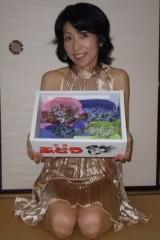 石川恵深 公式ブログ/葡萄をいただいて…(●^o^●) 画像1