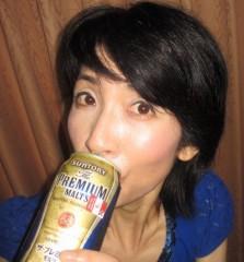 石川恵深 公式ブログ/CM撮影終了でビール&明日はエミコメ(^^) 画像2