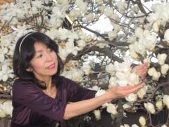 石川恵深 公式ブログ/恵深ちゃんちの白木蓮…(*^_^*) 画像2
