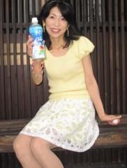 石川恵深 公式ブログ/ソルティライチ&冷梅 画像3