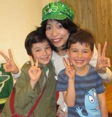 石川恵深 公式ブログ/アイルランドのイベントへ♪ (東日本大震災復興チャリティー) 画像2
