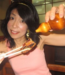 石川恵深 公式ブログ/夏の疲れは鰻で?&エミコメ!(^^)! 画像3