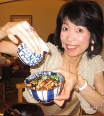 石川恵深 公式ブログ/名古屋名物ひつまぶし☆あつた蓬莱軒 画像2