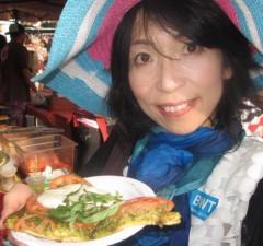 石川恵深 公式ブログ/ハワイでピザ & 明日はエミコメ(^^) 画像2