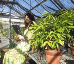石川恵深 公式ブログ/おうちの温室で 画像1
