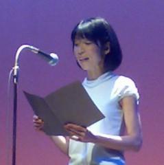 石川恵深 公式ブログ/朗読舞台稽古&CMぼやき&オヤスミ☆彡 画像1